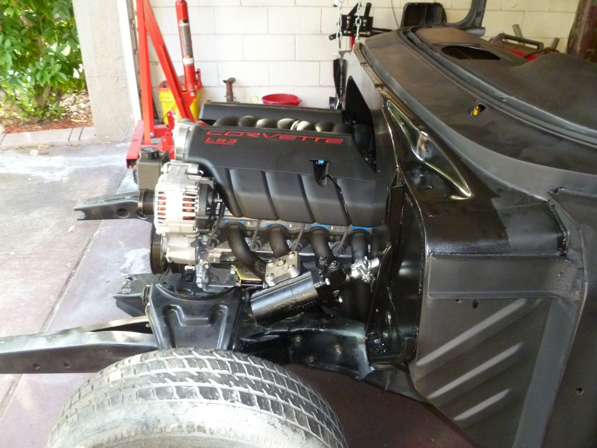 Project Return To Tubbys Daves 57 2dr Sedan Resto Mod Archive Extension Cord For 220v Welder Jeepforumcom 1955 Chevy 1956 1957 Forum Talk About Your 55 56
